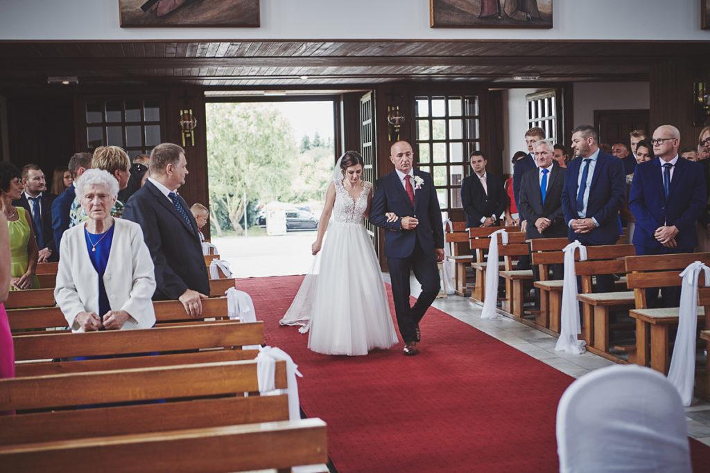 Skrót z reportażu ślubnego w Dworku Broniszówka 45