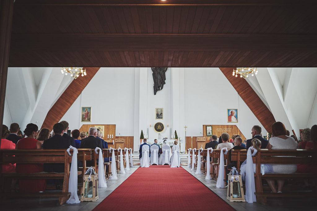 Skrót z reportażu ślubnego w Dworku Broniszówka 48