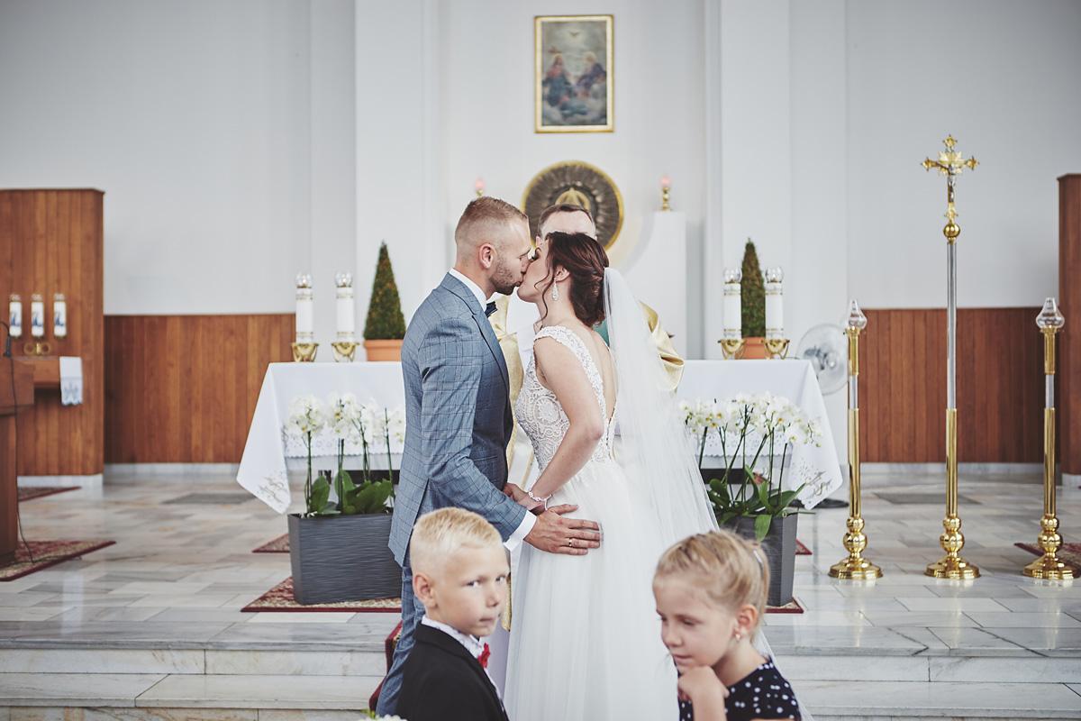 Skrót z reportażu ślubnego w Dworku Broniszówka 58