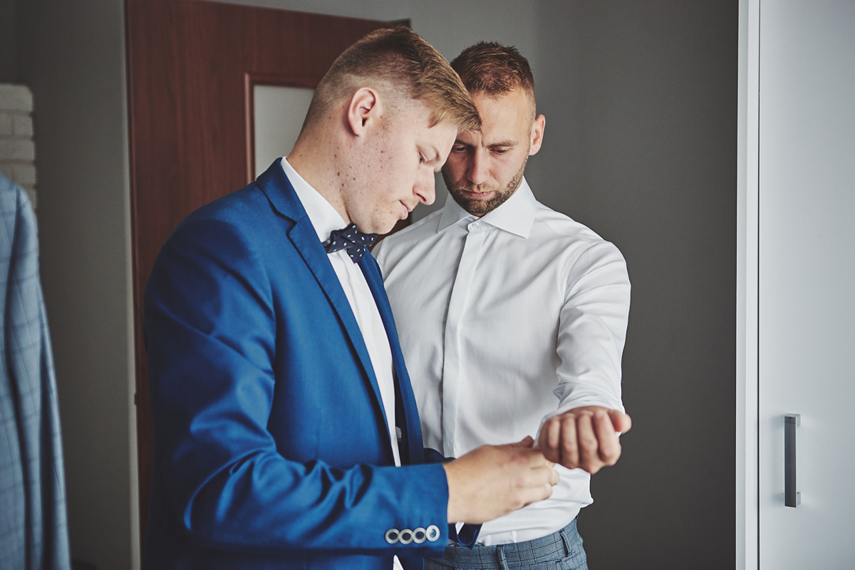 Skrót z reportażu ślubnego w Dworku Broniszówka 6