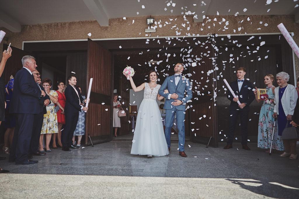 Skrót z reportażu ślubnego w Dworku Broniszówka 65