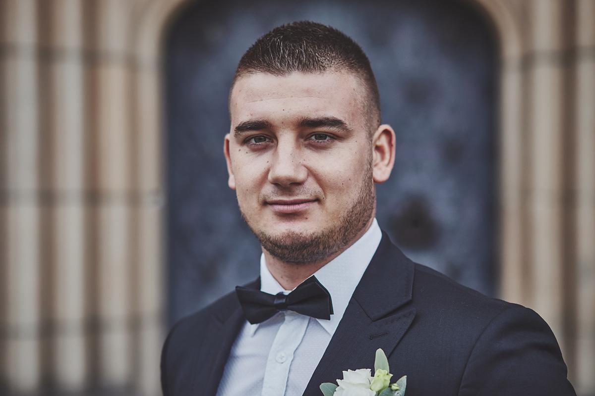 Plener ślubny na zamku w Mosznej 15