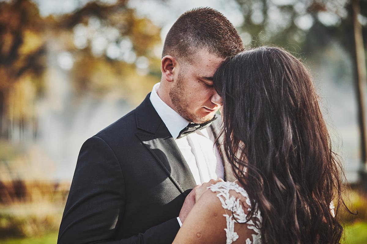Plener ślubny na zamku w Mosznej 29