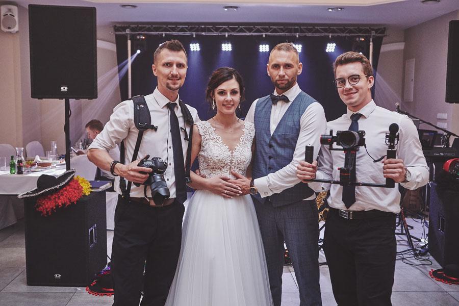 fotograf na weselu